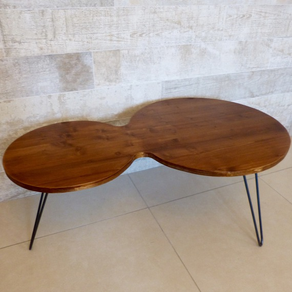 Table Basse Vintage H L Ne D Co